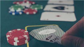 賭博,撲克牌,21點 圖/pixabay