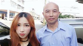 九合一選舉,返鄉,岳父,韓國瑜,爸爸(圖/翻攝自爆怨公社)