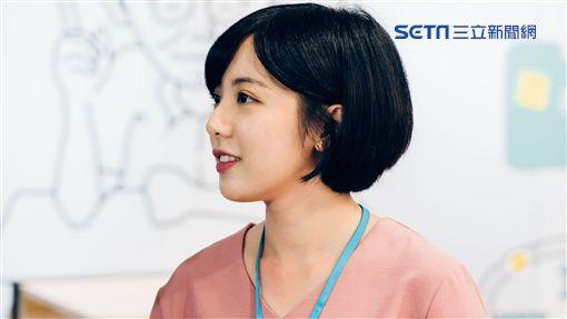 學姊黃瀞瑩&林昆鋒加入競選辦公室 柯文哲競選辦公室提供 ID-1657929