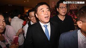 馬英九基金會成立,國民黨副主席郝龍斌到場。 (圖/記者林敬旻攝)