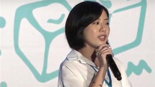 ▲「學姊」黃瀞瑩。(圖/三立新聞)