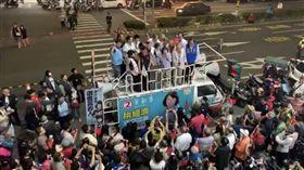 嘉義市,國民黨,黃敏惠,勝選,感言,選舉,嘉義市長。翻攝黃敏惠臉書直播