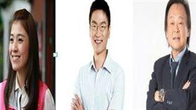 梁文傑,王世堅,柯黑,顏若芳,九合一選舉,台北市議員 圖/翻攝自臉書