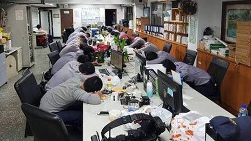 累癱,警察,選舉,爆廢公社
