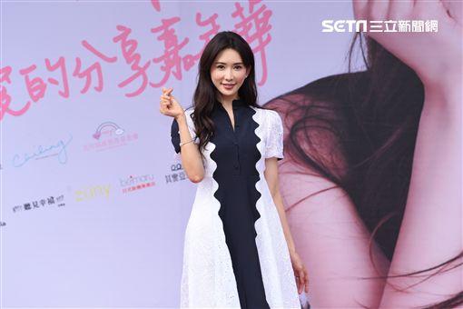 林志玲出席志玲姊姊慈善基金會十年嘉年華活動