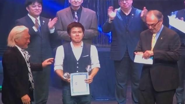 當今史上最強魔術師 台灣簡綸廷奪冠
