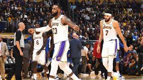 湖人輸了!關鍵時刻失準 三連勝中止 NBA,洛杉磯湖人,LeBron James,奧蘭多魔術,Nikola Vucevic 翻攝自推特