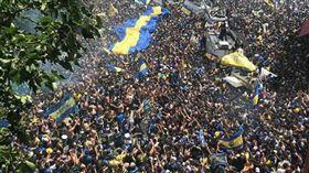 ▲波卡青年是阿根廷首都布宜諾斯艾利斯的球隊。(圖/取自波卡青年IG)