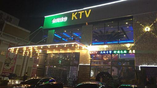 台中,總統候選人,隨扈,酒店,消費,詐欺罪(圖/翻攝臉書)