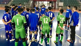 ▲中華五人足U20代表隊。(圖/中華足協提供)