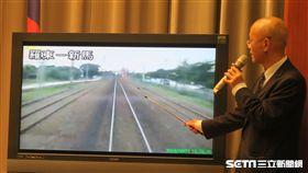 行政院「1021鐵路事故行政調查小組」26召開記者會,公布事故初步調查結果。(圖/記者盧素梅攝)