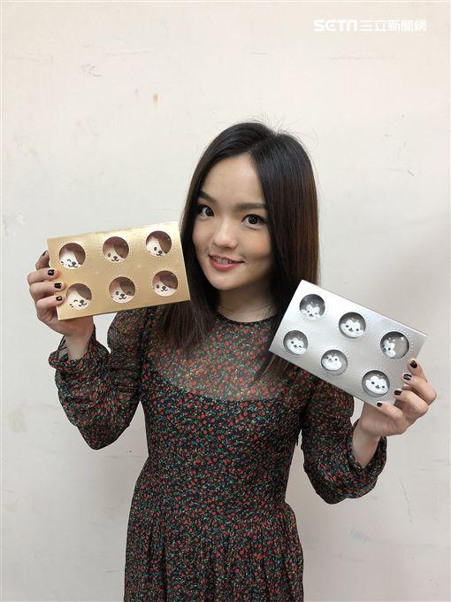 徐佳瑩參加「毛起來愛」 圖/愛最大公益平台提供