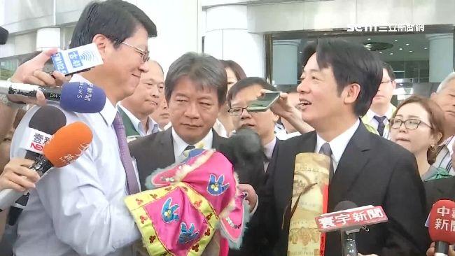 心疼兄弟賴清德當院長壓力大 謝龍介告白:台南歡迎你回來