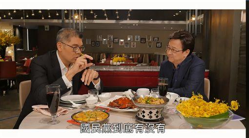 李四端專訪連勝文 圖/翻攝自臉書