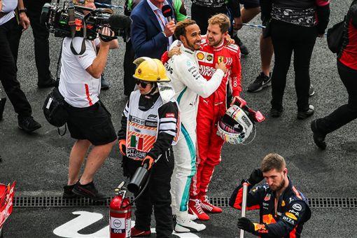 Lewis Hamilton封王(圖/車訊網)