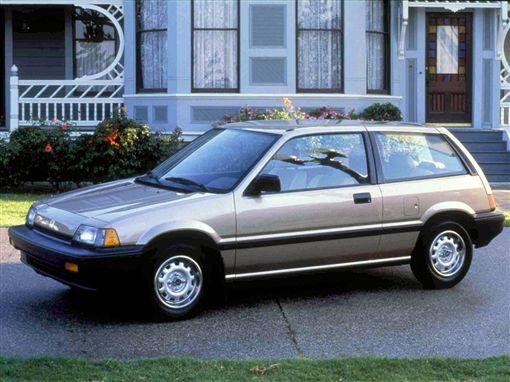 Honda Civic(圖/車訊網)
