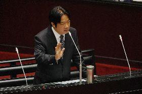 韓國瑜贊成九二共識拚經濟  賴清德: