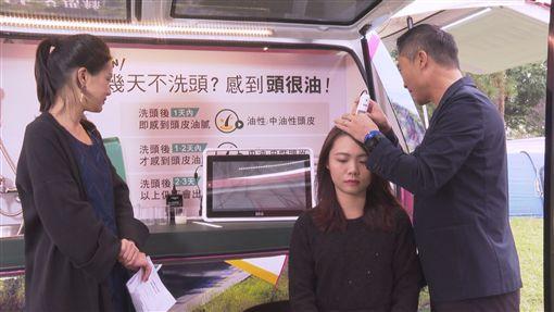 艾瑪絲頭皮檢測車,頭皮先生