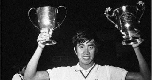 印尼華裔球員梁海量8度在全英公開賽封王。(圖/翻攝自Tribun Timur網站)