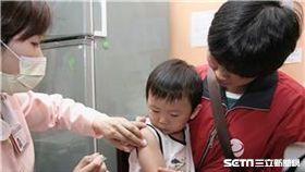 流感,流感疫苗。(圖/疾管署)