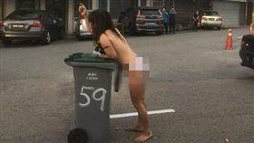 馬來西亞,內褲,木瓜,精神病(圖/翻攝自中國報)