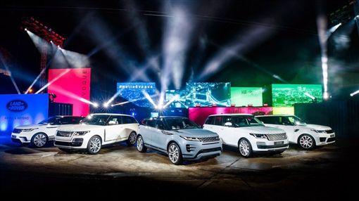 Land Rover Range Rover Evoque(圖/翻攝網路)