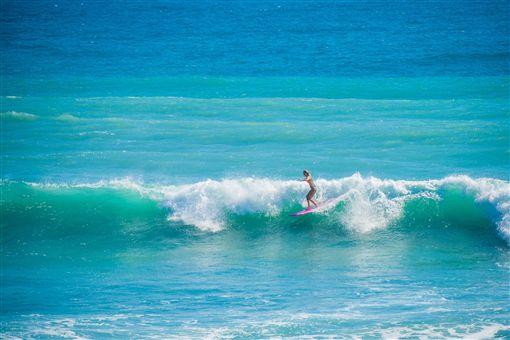 台東金樽已是國際著名衝浪點。(圖/主單位提供)