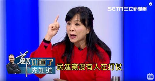 鄭知道了/王時齊批:公投案10個 民進黨裡沒有人在打仗! 尚毅夫批:洪耀福至今還不知道怎麼輸的