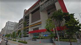 台北市政府體育處,北市府體育局,圖/翻攝自Google Map