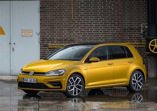 Volkswagen Golf(圖/車訊網)