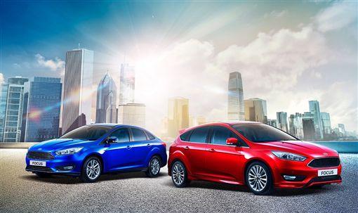 Ford Focus(圖/車訊網)