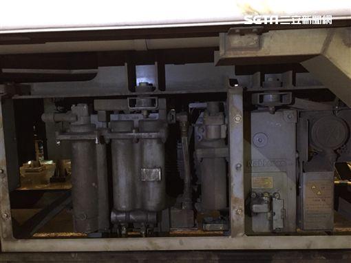 普悠瑪,主風泵,/鐵道局提供