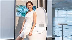 TOTO與保時捷新北日德工藝極致品牌跨界合作。(圖/TOTO提供)