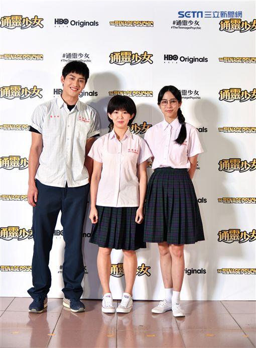 瑤瑤、温貞菱、范少勳、通靈少女2/HBO Asia