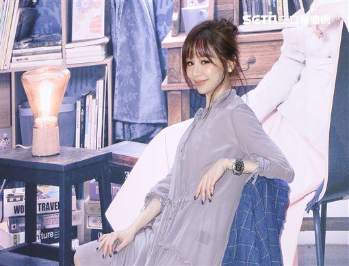 王心凌Cyndi睽違三年再度發行新專輯。(記者林士傑/攝影)
