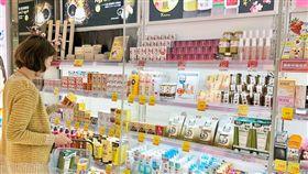 面膜,馬油,藥妝店。(圖/日藥本舖提供)