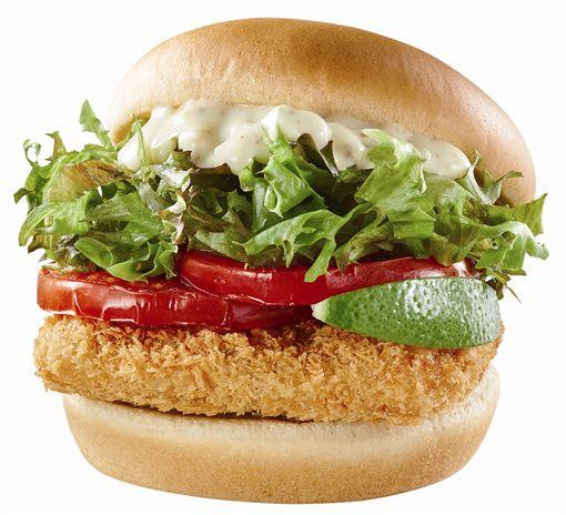 摩斯,摩斯漢堡。