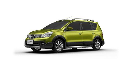 Nissan All New Livina。(圖/Nissan提供)