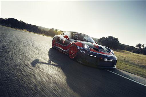 Porsche 911 GT2 RS Clubsport。(圖/Porsche提供)