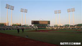 高雄澄清湖棒球場。(資料照/記者王怡翔攝影)