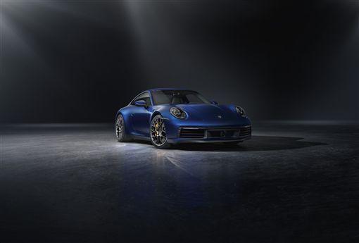 第八代Porsche 911。(圖/Porsche提供)