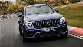 Mercedes-AMG GLC 63 S 4MATIC+(圖/翻攝網路)