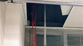 新北,板橋,天花板,民生分隊,垂降,私生飯,女消防員(圖/翻攝畫面)