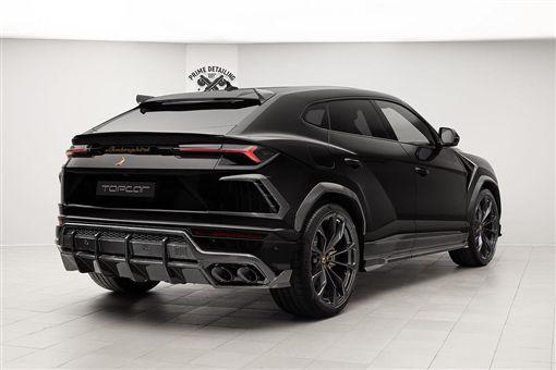 TopCar Design推出Lamborghini Urus碳纖維套件(圖/翻攝網路)