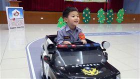 桃園市警局,小小警察,說故事,體驗,