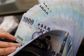 ▲台幣(圖/達志影像/路透社)