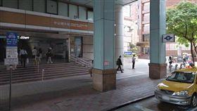 捷運中山國中站/Google maps