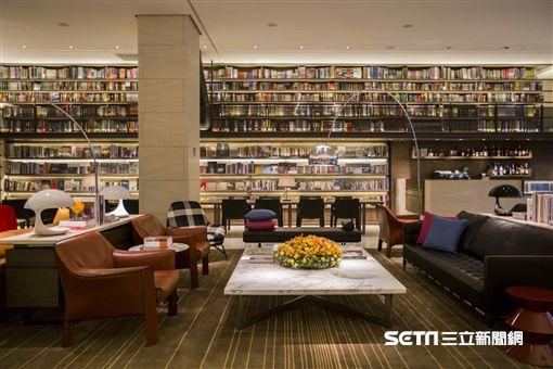 全球十大特色書屋。(圖/Booking.com提供)