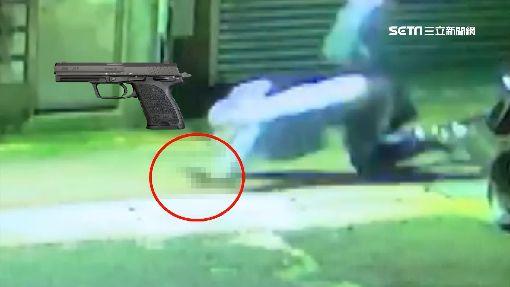 砰砰砰!青山宮遶境附近傳槍擊 3人送醫 ID-1666723