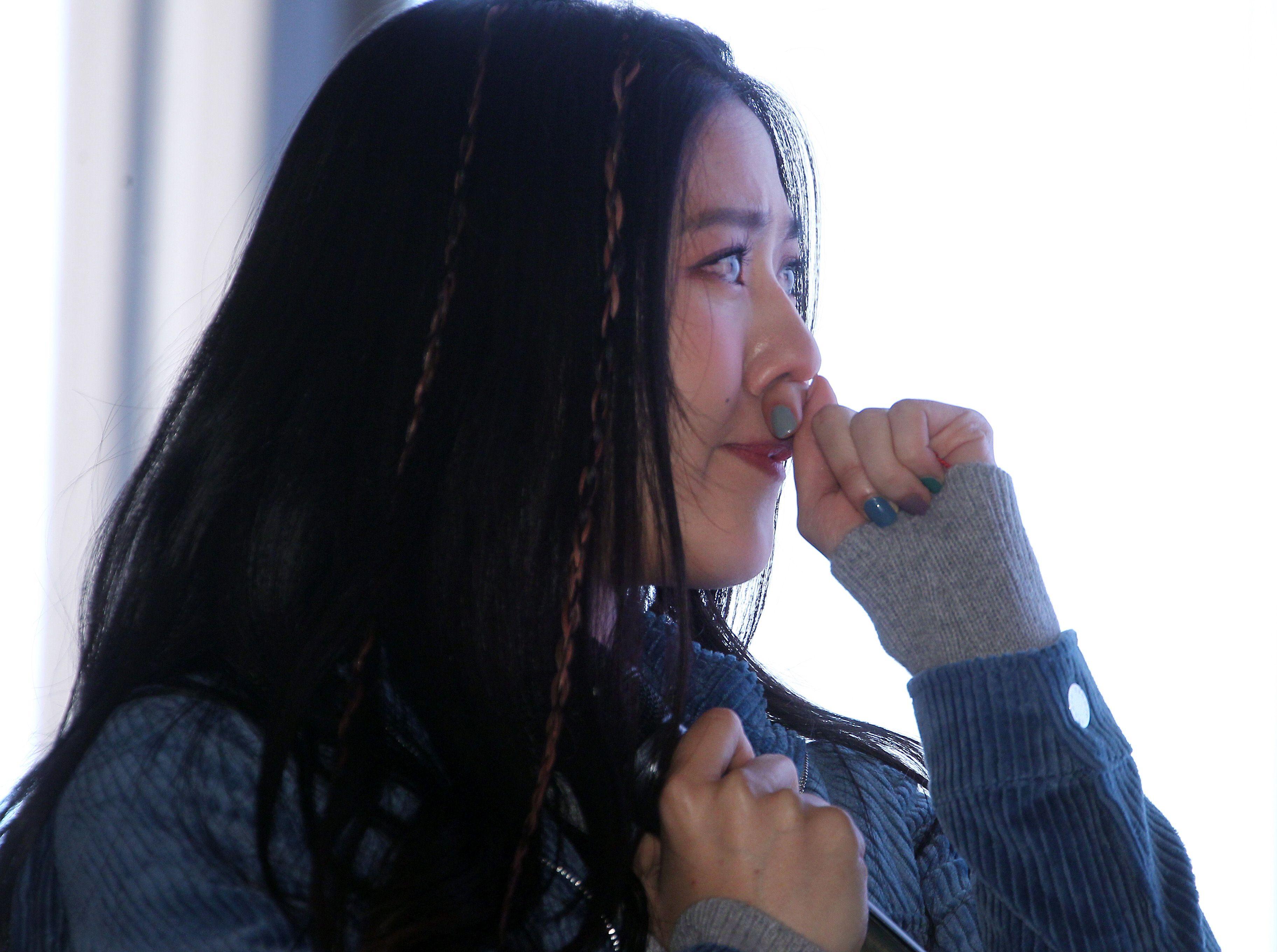 Erika劉艾立「天鵝說」發片記者會。(記者邱榮吉/攝影)